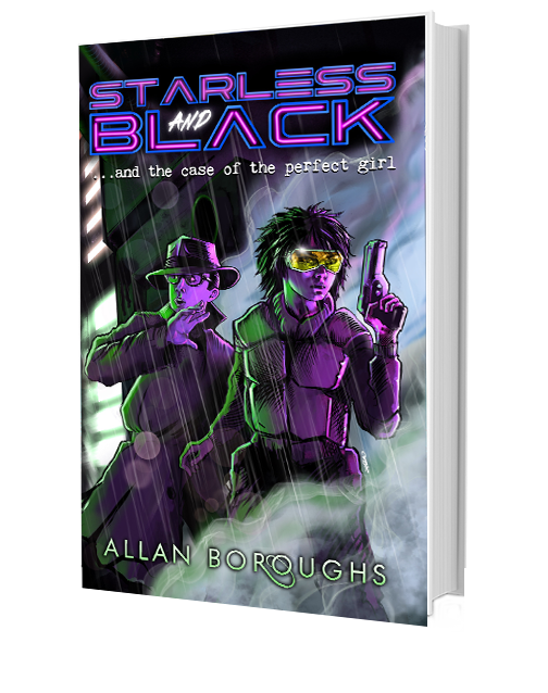 Starless and Black – Allan Boroughs