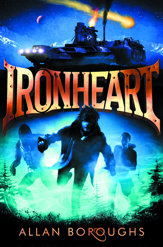 Ironheart and Bloodstone - Allan Boroughs